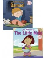 Flip Over Book-Samuel & The Little Maid