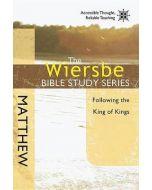 Wiersbe Bible Study Sr-Matthew