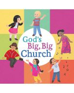 God's Big, Big Church Board book