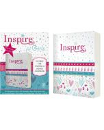 NLT Inspire Bible for Girls Journaling-Softcover