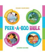 Peek-A-Boo Bible (4 Board-Books)