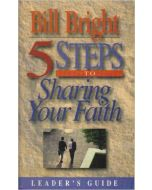 5 Steps Sharing Your Faith- Leader's Guide