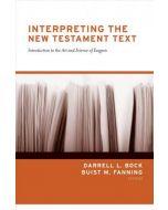Interpreting The N.T. Text