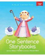 Bible Favorites:One Sentence Storybook (10bks)