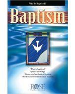 Baptism-Pamphlet