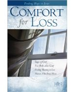 Comfort For Loss-Pamphlet