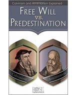 Free Will vs Predestination-Pamphlet