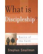 Basics of The Faith Sr-What Is Discipleship?