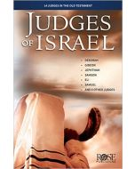 Judges Of Israel- Pamphlet