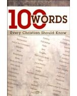 100 Words Every Christian Should Know - Pamphlet