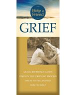 Help a Friend: Grief-Pamphlet