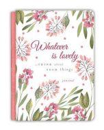 Journal-Whatever Is Lovely Gratitude