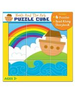 Noah's and the Ark Story Puzzle Cube