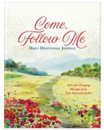 Journal with Devotions-Come, Follow Me