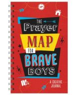 Prayer Map for Brave Boys