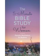 The 5-Minute Bible Study for Women (JoAnne Simons)