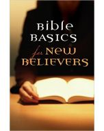 Tracts-Bible Basics for New Believers (25/Pack)