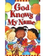 Tracts - God Knows My Name - 25 per Pack