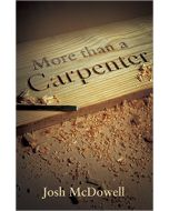 Tracts - More Than a Carpenter, 25/Pack