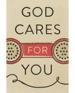 Tracts-God Cares for You, 25/Pack