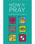 Tracts-How to Pray? 25/Pack