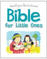Would You Like to Know Bible for Little Ones-HC