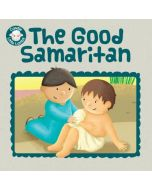Candle Little Lambs-Good Samaritan Booklet
