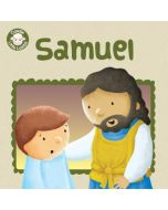 Candle Little Lambs-Samuel Booklet