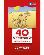 Walk Through Bible - 40 Old Testament Bible Stories