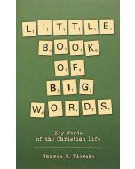 Little Book of Big Words