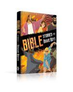 Bible Stories For Brave Boys-Flexibound