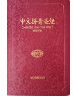 Chinese Union New Punct.PIN YIN Bible-Vinyl Edn (NETT)