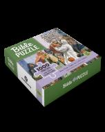 Bible Puzzles: Jesus and Children