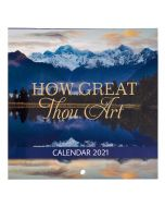 CAL 2021 (Small)-How Great Thou Art