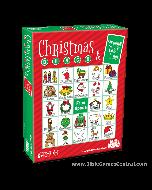 Christmas Bingo And Memory Card Game