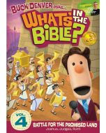 What's In The Bible 4:Battle/Promised Land (DVD)