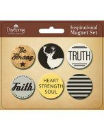 Magnet Set / 6pcs-Be Strong (44450)