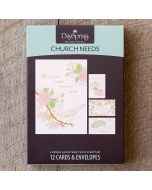 Boxed Cards-Church Needs,Elegant Drawings (45126)