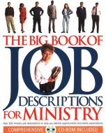 Big Book Of Job Description For Ministry
