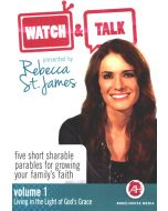 Watch & Talk Vol.1-Living/The Light of God's (DVD)