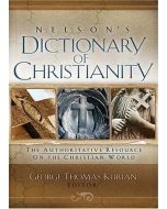 Nelson's Dictionary Of Christianity - Hardcover