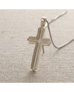 Cross Pendant - DS0039 (Beam of Light)