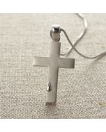 Cross Pendant - DS0385 (Washed by His Blood)