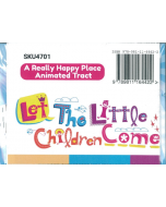 Really Happy Place Animated Tract 10/Pack