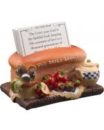 Our Daily Bread Polystone Box