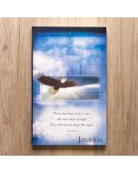 Journal (Flexcover)-On Eagles' Wings (JL046)