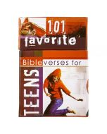 Box Of Blessings-101 Bible Verses for Teens (BX053)