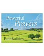 Faithbuilders-Powerful Prayers, 20pcs/Pkt (FAB033)