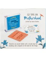 Cards In Stand-52 Tips on Motherhood (PR038)