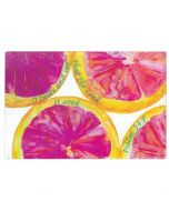 Taste and See Lord is Good Psalm 34:8 Glass Square Kitchen Cutting Board